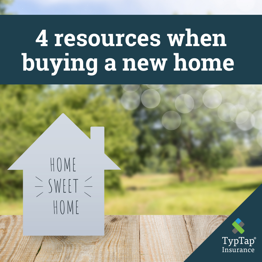 4 great books when buying a new home