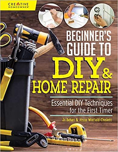 beginners guide to home repair